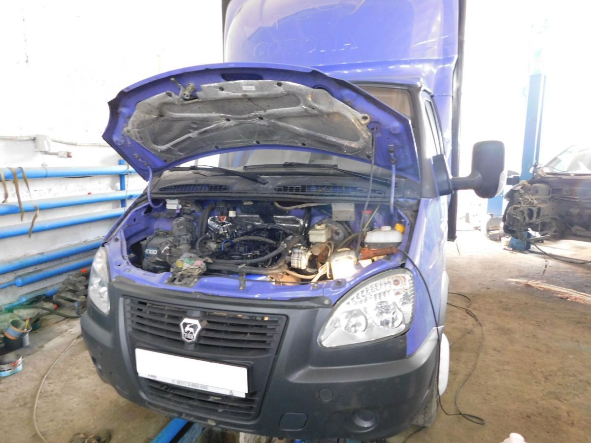 Капитальный ремонт двигателей Газель